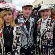 I snapped these three, rather dapper, young pearlies on Roman Road Market in Bow, East London, E3 last Saturday. Pearly Kings and Queens (aka pearlies) are an organised charitable tradition of working […]