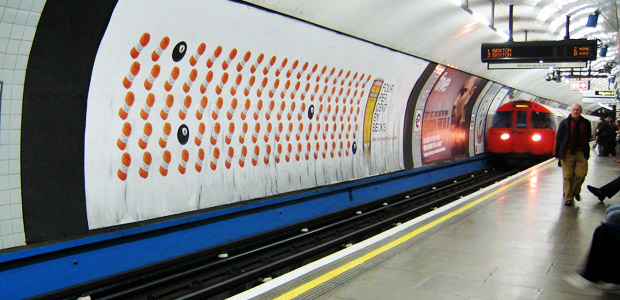 Free Wi-Fi is now available in 150 London Underground stations and 56 Overground stations