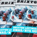 Out now! BrixtonBuzz mag - a new listings monthly for Brixton