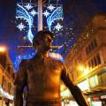 Cardiff Christmas lights, 2012