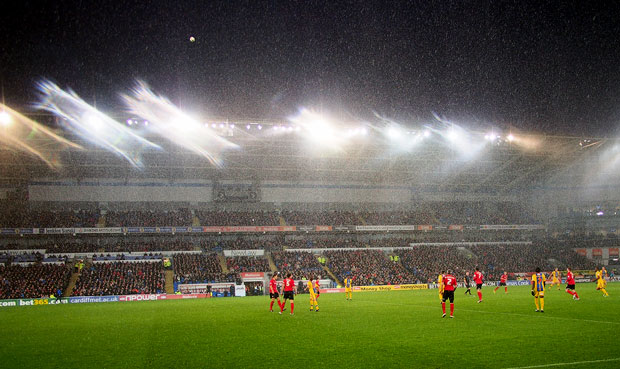 Cardiff City 2 Crystal Palace 1 - wetter than Wet Wet Wet's wet wipes