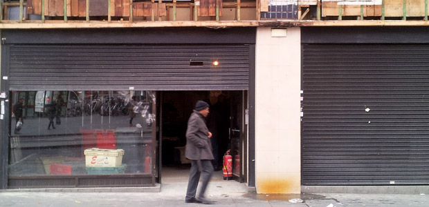 The Brixton apocalypse begins as Foxtons arrive on Brixton Road
