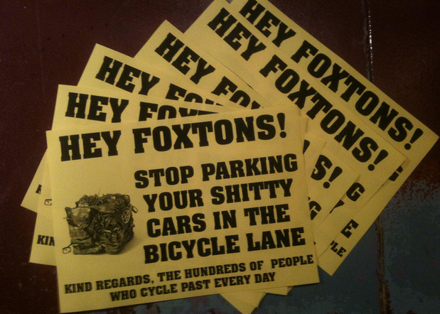 The Brixton apocalypse begins as Foxtons arrive on Brixton Road