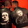 To commemorate the ten years since punk icon Joe Strummer died, a Strummerville charity event was put on at the famous 100 Club in the heart of London.
