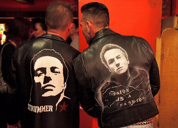 Remembering Joe Strummer, 10th Anniversary Memorial at the 100 Club, London