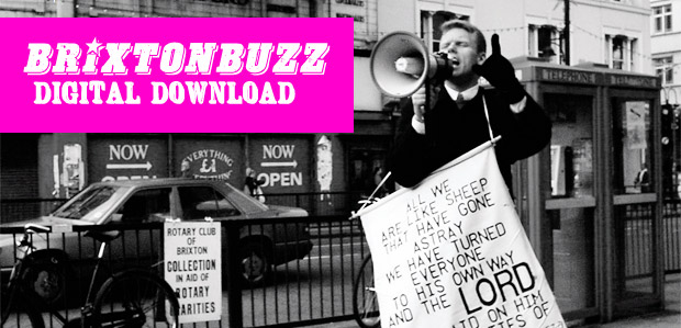 Download your free copy of the BrixtonBuzz music, events and club listings mag!