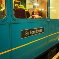 All aboard the Sir Tom Jones Express, Cardiff Queen Street