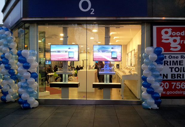 Brixton gets blander as a bouquet of balloons announces yet another mobile phone shop