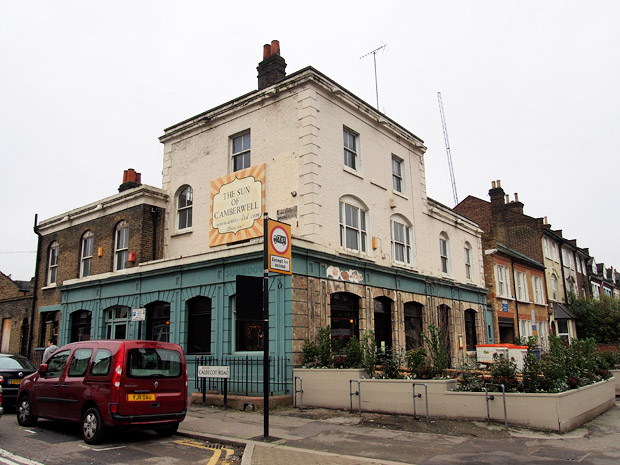 The closed pubs of Coldharbour Lane, from Brixton to Loughborough Junction