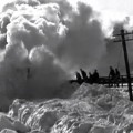 Want to see real snow chaos? Check out the Snowdrift at Bleath Gill video
