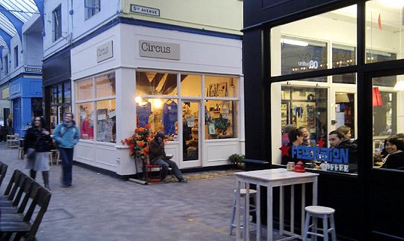 Brixton Village and Market Row Brixton win Market of the Year award