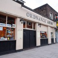 Three closed pubs of Canning Town, London E16 - Bridge House, Royal Oak and Ordnance Arms