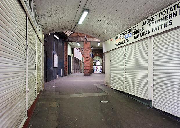 A photo walk down Brixton Station Road, Brixton SW9