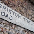 A photo walk down Brixton Station Road, Brixton  railway arches, doorways and a bridge mystery