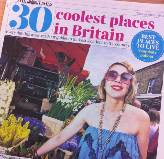 More despair for Brixton as The Times lists it as one of Britain's 'coolest' neighbourhoods