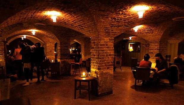 Gremio de Brixton opens in the old Babalou venue underneath Brixton St Matthews church