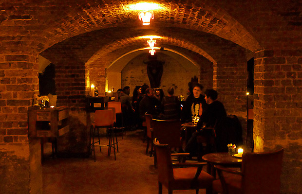 Gremio de Brixton opens in the old Babalou venue underneath Brixton St Matthews church