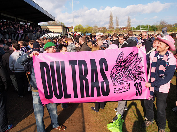 Tues 6th Aug: Dulwich Hamlet take on Premiership neighbours Crystal Palace