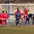 Dulwich Hamlet hammer out a win against a stubborn Chipstead in wind-blasted game