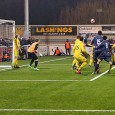 The last cup final I attended was at Wembley last year watching Cardiff lose to Liverpool in the Carling cup, so as big matches go, last night's Isthmian League Cup Final at Maidstone's Gallagher Stadium was a...