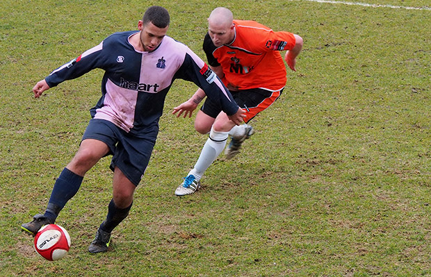 Dulwich Hamlet thump Walton Casuals 5-0 and go top of the league