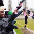 Dulwich Hamlet thump Walton Casuals 5-0 to go top of the league