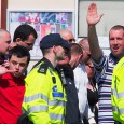 "Love the caption given by a poster on the urban75 forums to my photo of this animated scene at the EDL March in Brighton today: ""Phones 4th Reich"" Anyone got..."