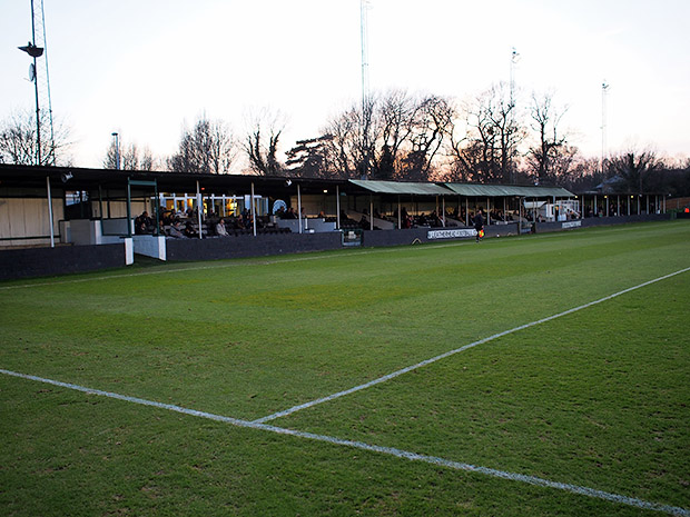 Dulwich Hamlet lose to Leatherhead in rancour-filled dodgy replay
