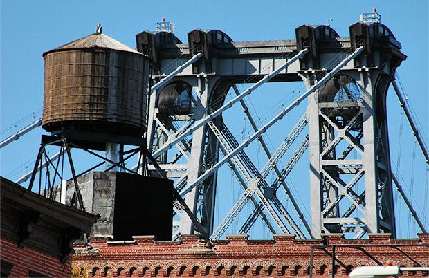 Rosenwach Wood Tanks - 'On the Skyline of New York'