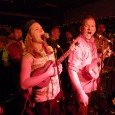A packed crowd at the Offline Club in the Prince Albert, Coldharbour Lane, saw a rousing performance from theDulwich Ukulele Club on Friday night.