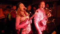 A packed crowd at the Offline Club in the Prince Albert, Coldharbour Lane, saw a rousing performance from the Dulwich Ukulele Club on Friday night.