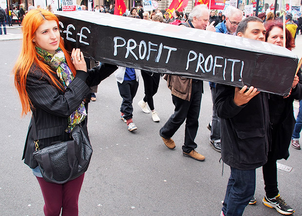 Defend London's NHS demo, Sat 18th May - photo report