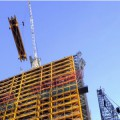 London's Cheesegrater skyscraper (The Leadenhall Building) captured in time lapse video