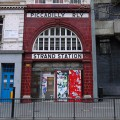 A short but delightful video abut the abandoned Aldwych tube station in London