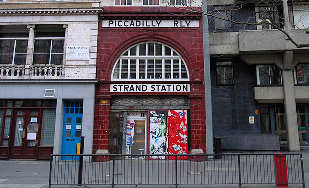 A short but delightful video about the abandoned Aldwych tube station in London