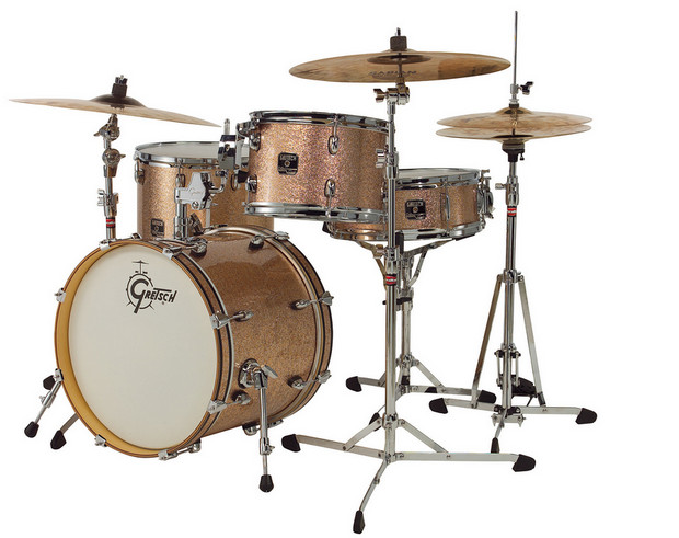 Small, portable drum kits - Gretsch Catalina Drum Kit with 18-inch bass drum