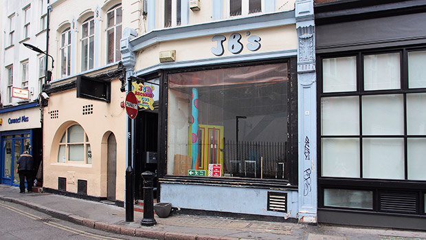 Another West End record store bites the dust as JB's, Hanway Street, London closes