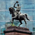 Frozen in a state of permanent hat-doffing is Prince Albert, who can be seen stuck atop a horse in splendid isolation on a traffic island at Holborn Circus, central London, […]