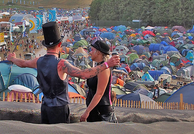 Festival security, drug searches and your safety – an insider's