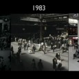 Sixty years ago, the BBC filmed a train journey from London to Brighton and used 'trick photography' to condense the entire trip down to four minutes of high speed footage.