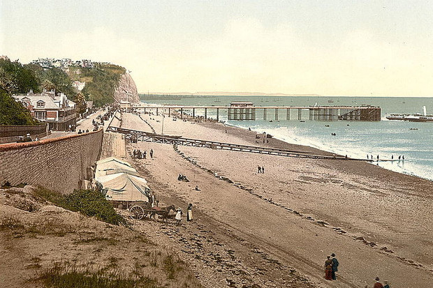 Penarth Pier and Pavilion in pictures, South Wales