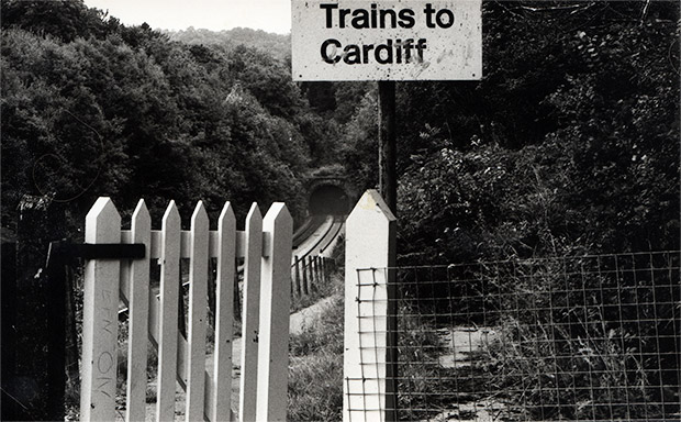 Photos of the day: Rails to Rhymney through the Cefn Onn tunnel