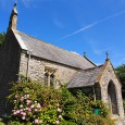 Situated close to the south Wales coastline betwixt Penarth and Barry is the attractive limestone St. Lawrence Church at Lavernock – small church with an interesting link to radio history.