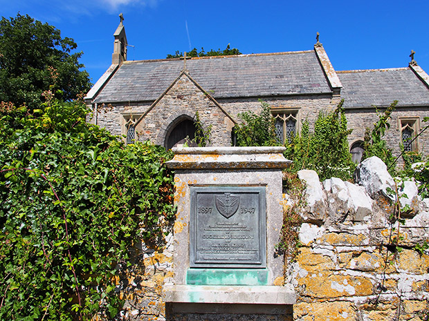 St. Lawrence Church, Lavernock, south Wales and the birth of radio