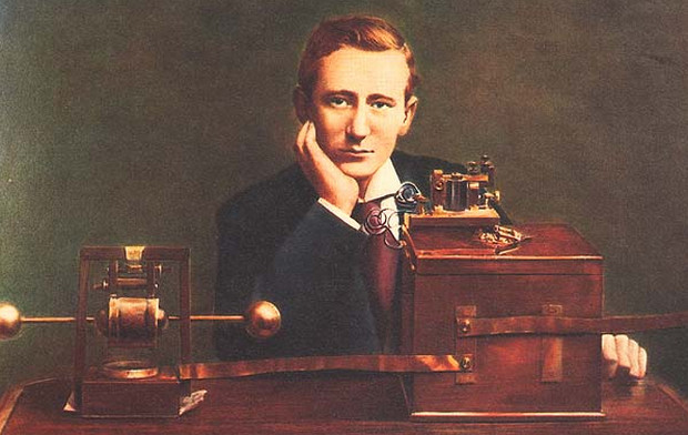 St. Lawrence Church, Lavernock, south Wales, Marconi and the birth of radio