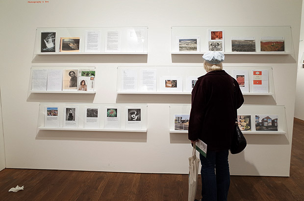 Photos from the Mass Observation project at the Photographers' Gallery, London