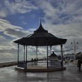 An autumnal day trip to Bognor Regis on the south coast - photo report