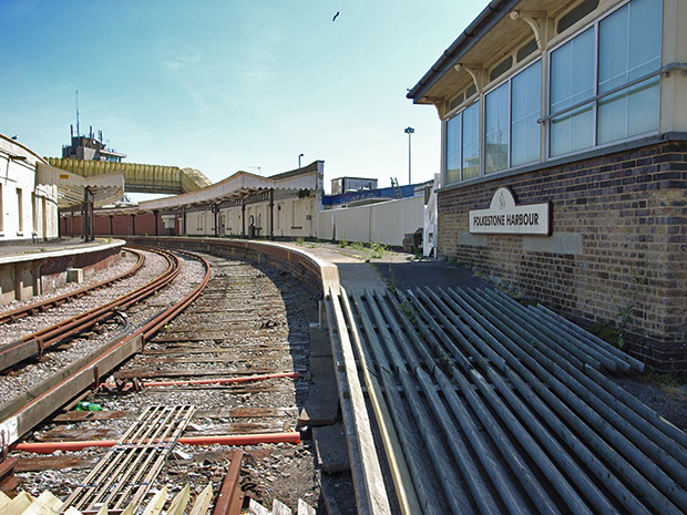 Folkestone Harbour branch line - closure proposed, consultation open until Feb 2014