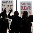 With rents and house prices going through the roof across London, activists are campaigning hard to highlight the hardships being created by government policies and to fight for the provision […]