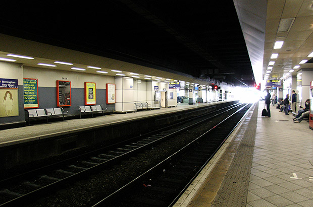 Birmingham New Street named as Britain's worst railway station, Nottingham the dirtiest